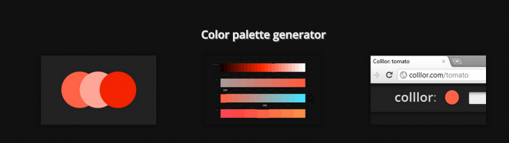 collor: color palette generator