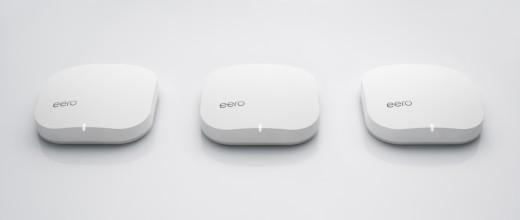 eero 3-pack side-by-side