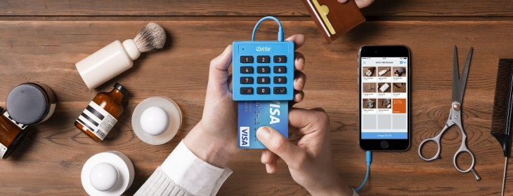 iZettle launches its first free entry-level Chip & PIN card reader