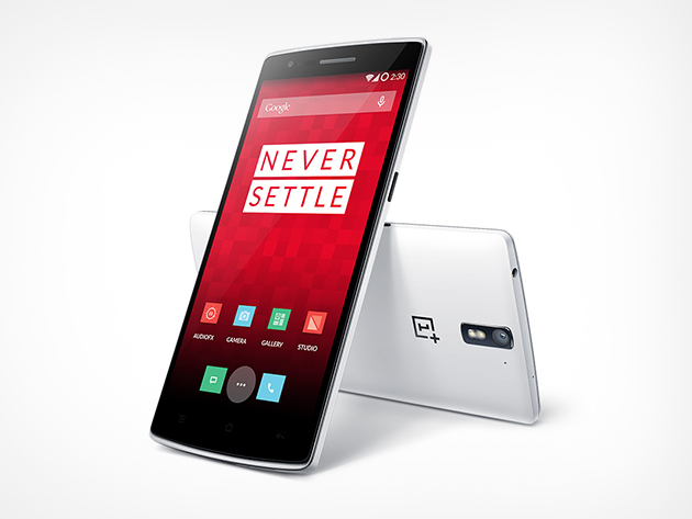 Last chance to enter the OnePlus One giveaway