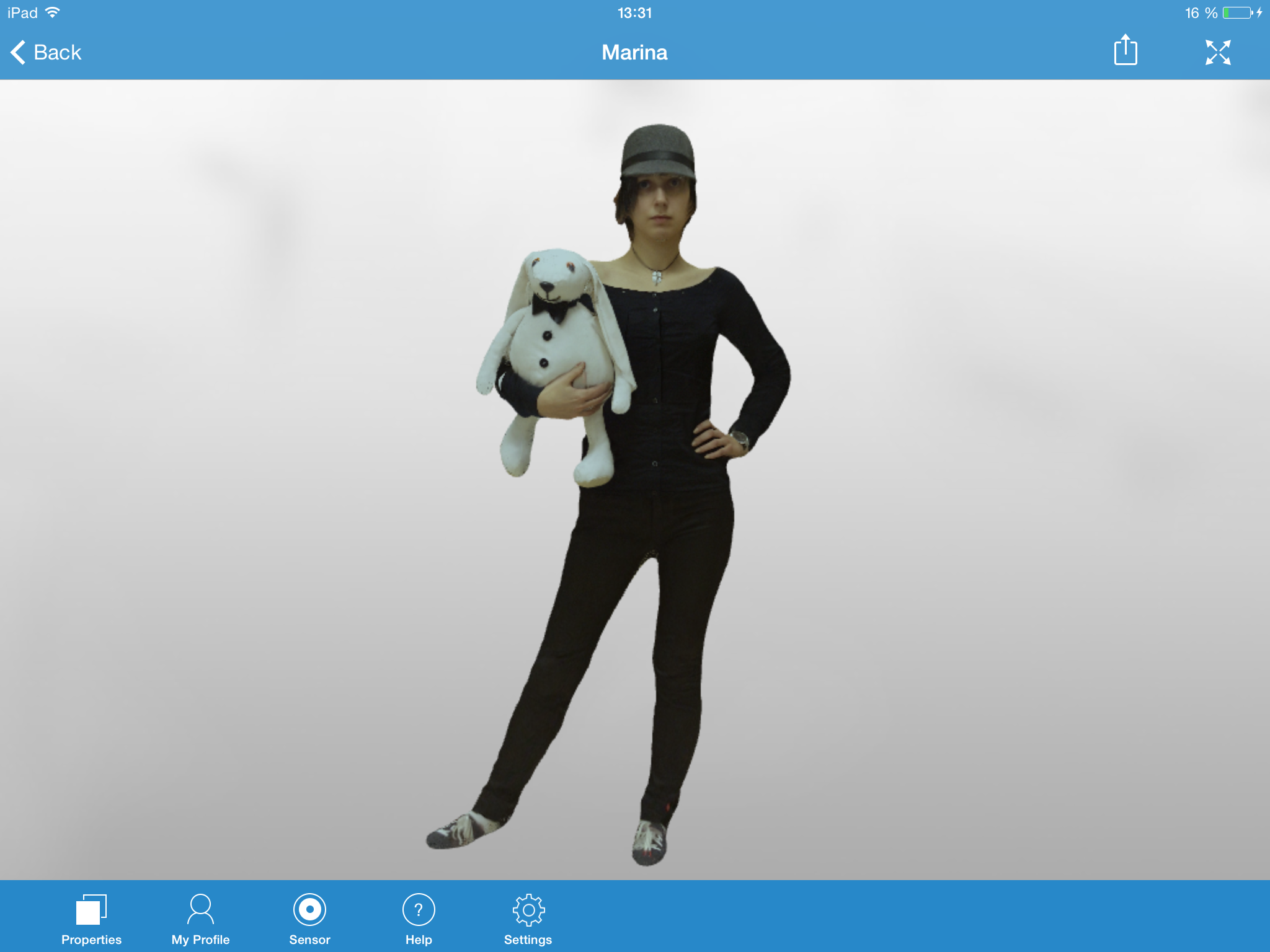 3D Scanner iPad App Can Now Produce Full-Body Scans