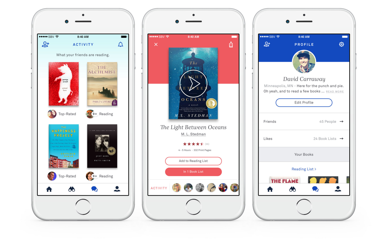 Oyster's App Update Focuses On Better Recommendation