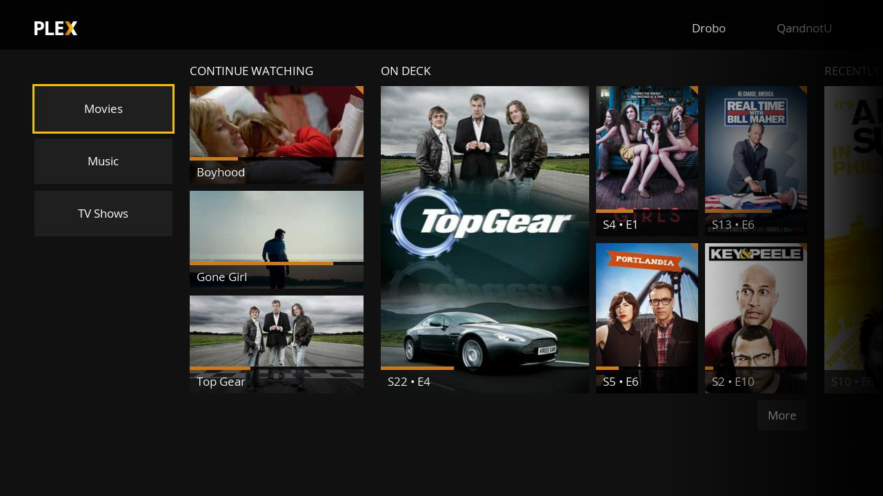 Plex will now serve your music and movies over HTTPS