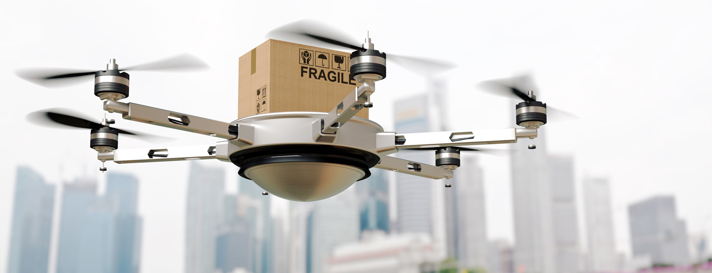 Amazon Won't Be Delivering Packages by Drone Anytime Soon