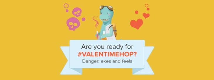 The genius of Timehop's Valentine's Day warning screen