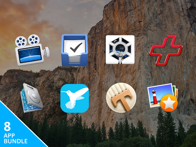 The Ultra-Premium Mac Bundle featuring ScreenFlow 5 with $5 off coupon