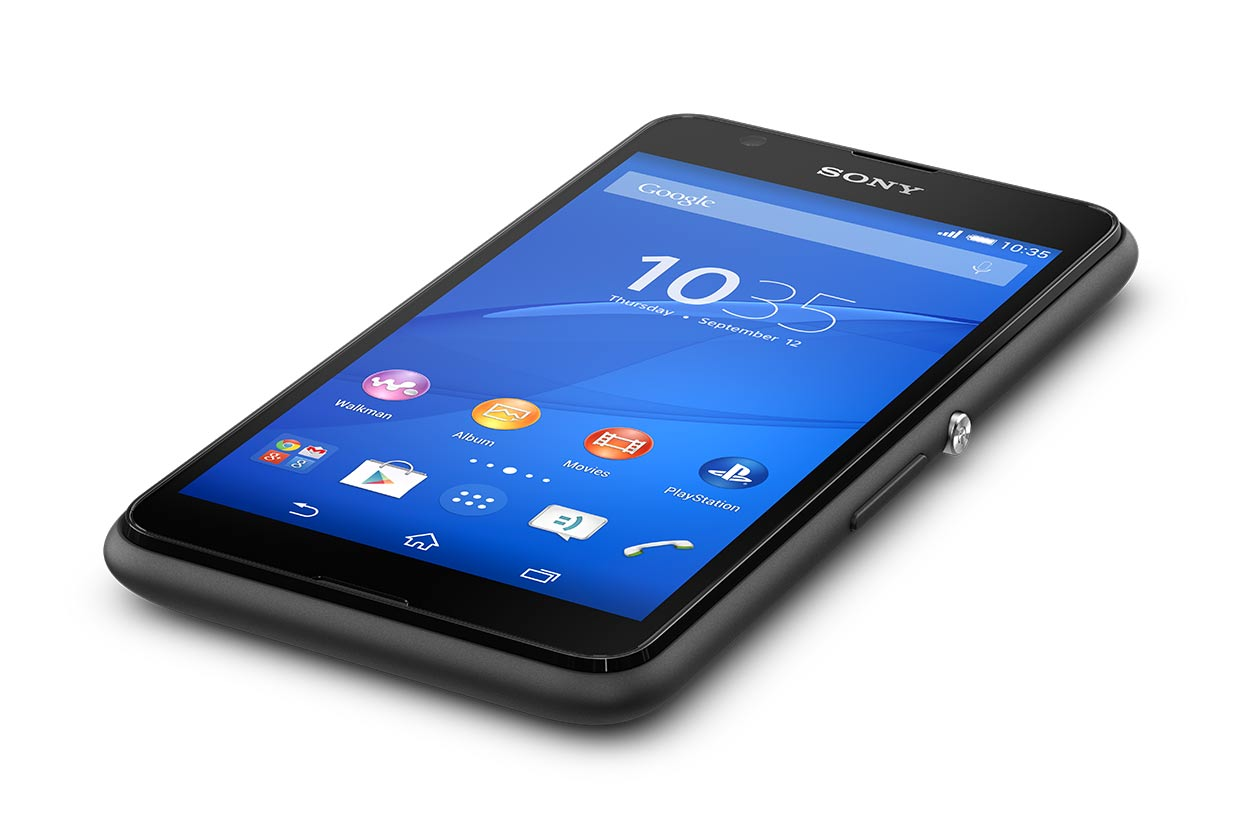 Sony's 4G Version of the Xperia E4 Will Arrive from April