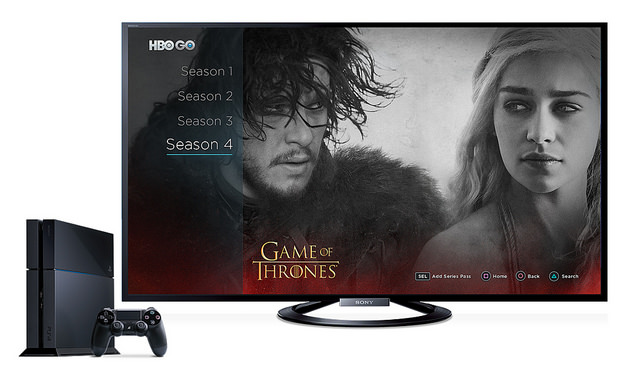 HBO GO is finally coming to the PlayStation 4 today