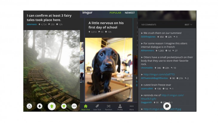 Imgur is launching an iOS app for on-the-go browsing