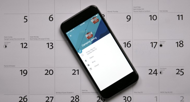 Google brings its new Calendar app to the iPhone
