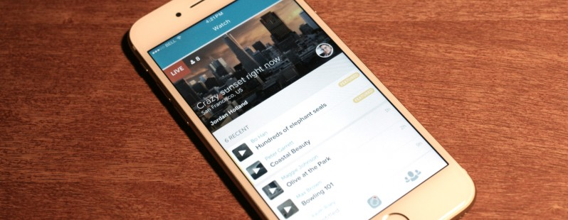 Periscope for iOS can now block other users' messages in peace