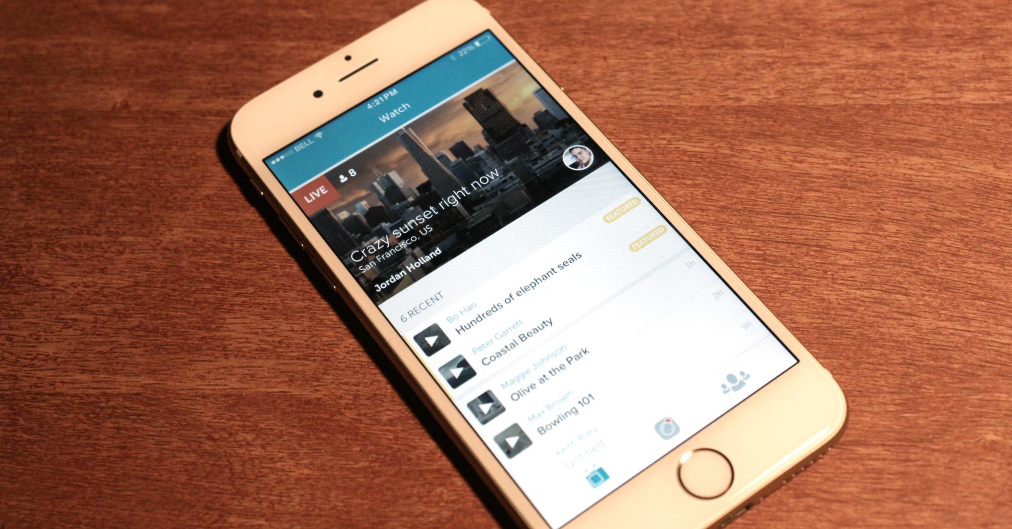 Twitter Launches Periscope, its Live Video-Streaming App