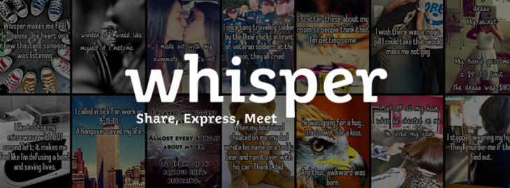The Guardian corrects claims about anonymous app Whisper violating user privacy