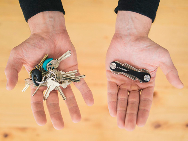 Last chance to get the KeySmart 2.0 and extender for just $17