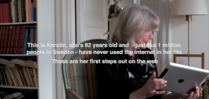 An AMA of an 82 year-old who never used the Web will remind you how pure the internet can be