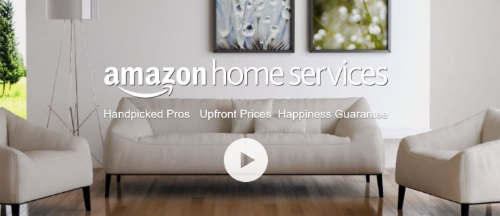Amazon's new Home Services section lets you order anything from a plumber to a goat herder