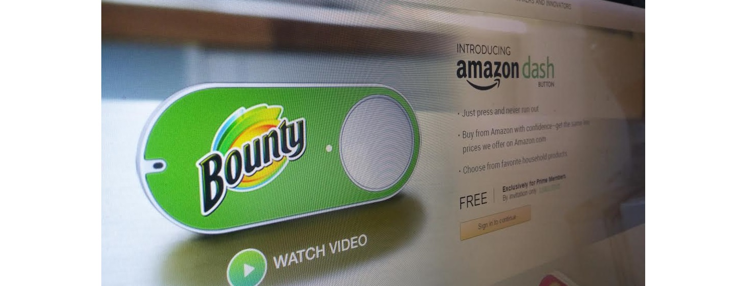 Nobody cares about Amazon Dash but here come dozens more buttons