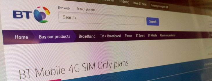 BT returns to the UK mobile market with 3 SIM-only tariffs