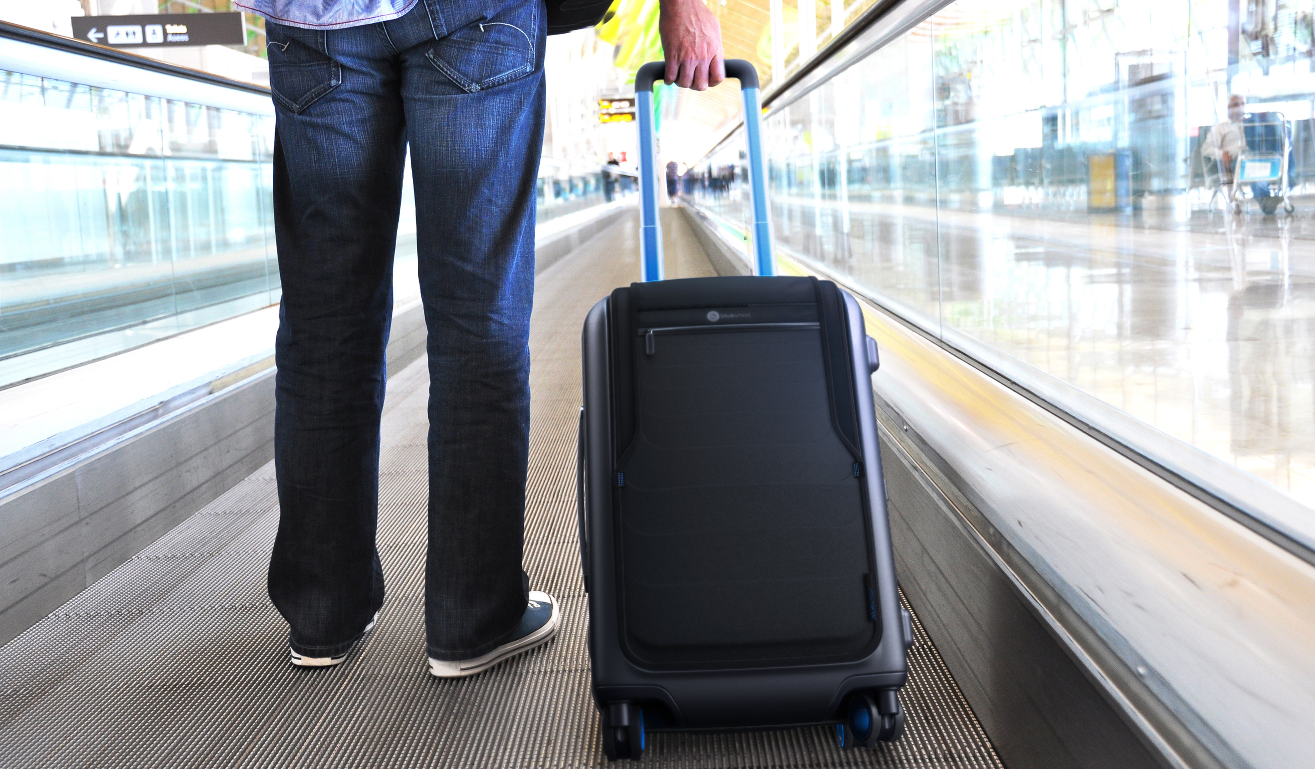 Uber Will Help You Get Your Lost Bluesmart Smart Suitcase