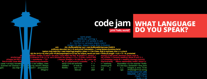 Google's Code Jam 2015 features a new competition track for distributed computations
