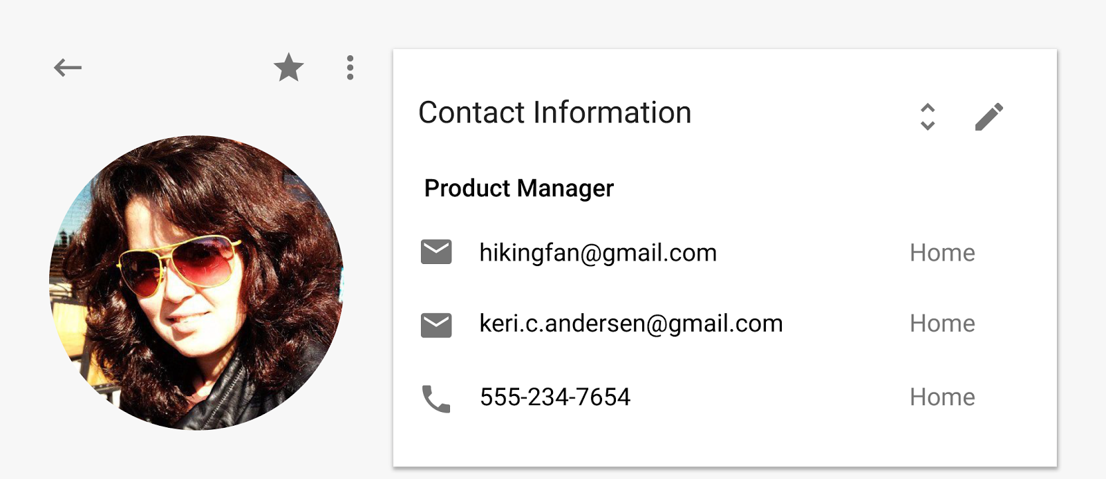 Google Revamps Contacts With New Design, Features