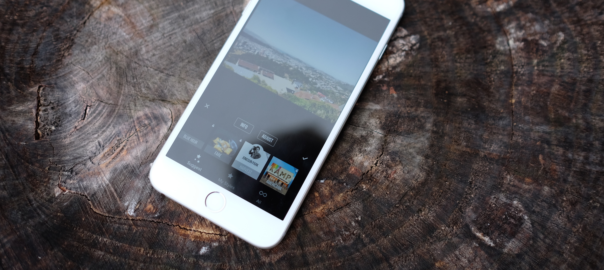 Priime For iPhone Intelligently Suggests Which Filters To Use