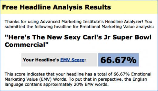 EMV-analyer-results