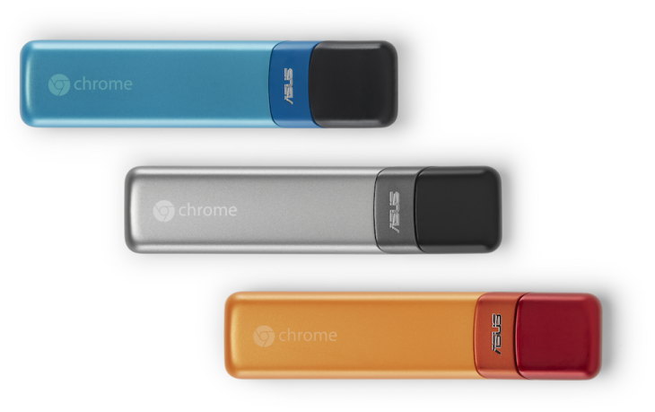 Google launches $100 Chromebit dongle that turns your TV into a Chrome OS computer, shows off flipping ...
