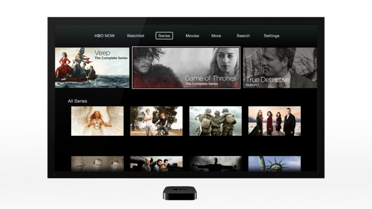 HBO Now goes live for Apple TV, iOS and Optimum users