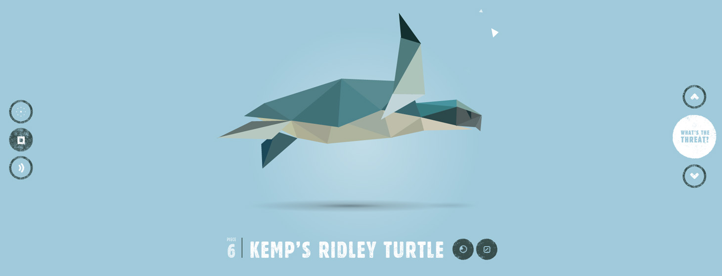 This Interactive Exhibition of Endangered Species is Amazing