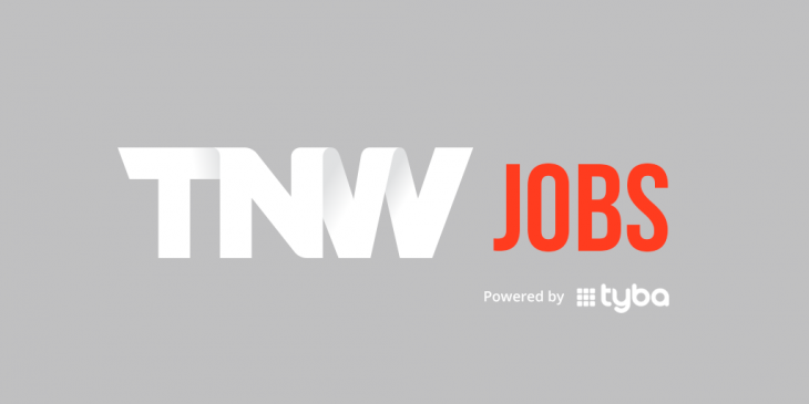 Introducing: TNW Jobs
