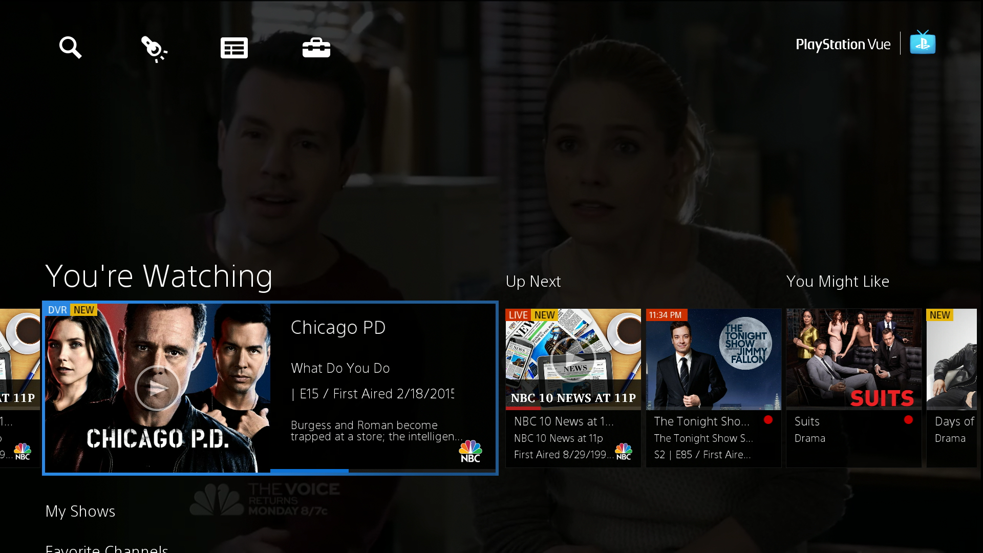 Sony Launches PlayStation Vue Streaming Live TV service