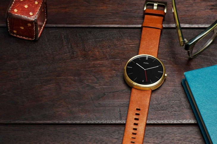 Motorola now lets you design a custom Moto 360 with Moto Maker