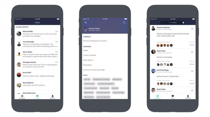 Caliber is the Business Messaging App LinkedIn Needs