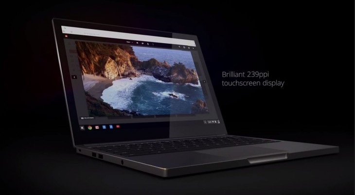 Google unveils a more powerful Chromebook Pixel for $999