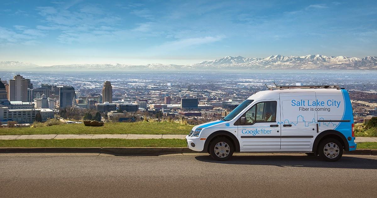 Google Fiber Is Officially Hitting Salt Lake City