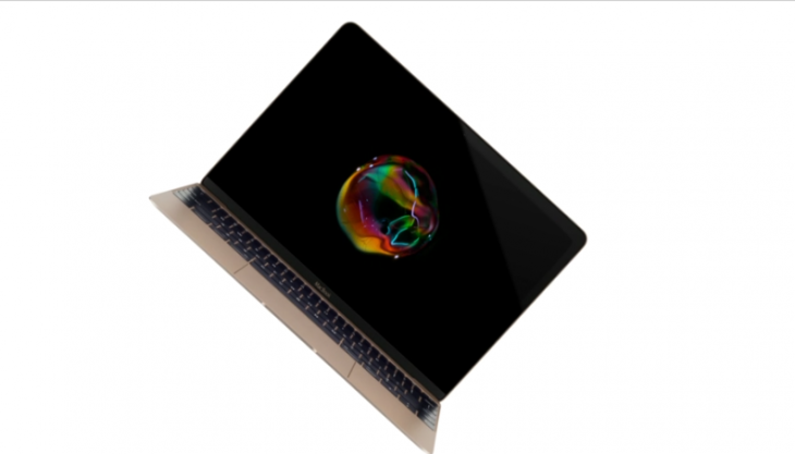 Apple announces redesigned MacBook