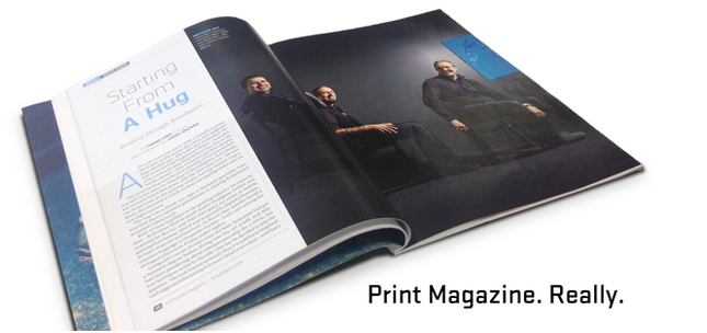 Here's why the ArcticStartup blog is launching a print magazine for entrepreneurs called CoFounder ...