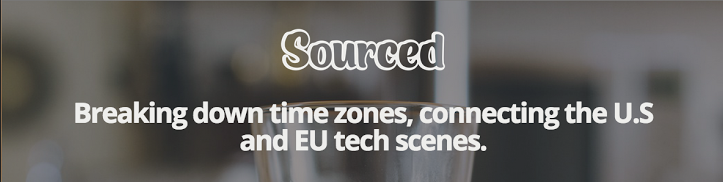 Sourced's a new email newsletter that sends you twice daily updates from the other side of the ...