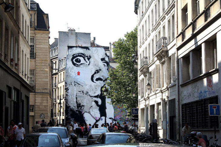 Google launches second edition of its Street Art Project, showcasing over 10,000 pieces