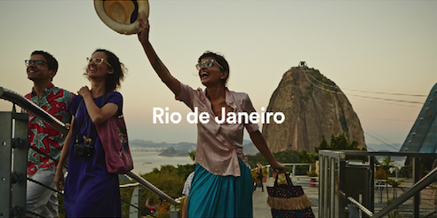 Airbnb will provide 20,000 rooms for the 2016 Olympics in Rio de Janeiro
