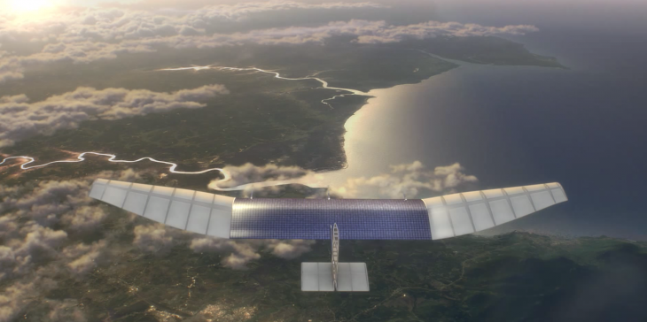 Facebook and Internet.org are building drones to bring the Web to remote places