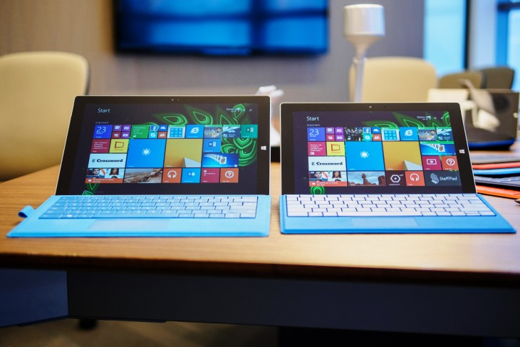 Hands-on with Microsoft's $499 Surface 3, arriving May 5 sans Windows RT
