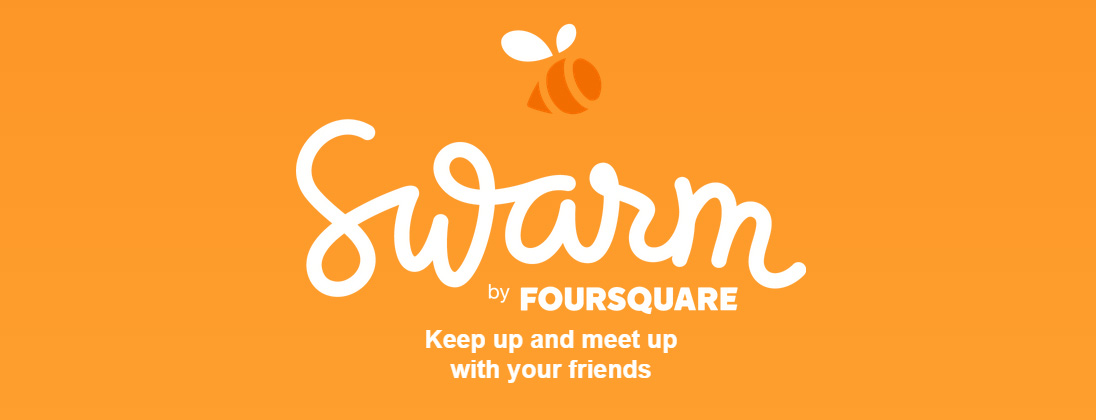 Foursquare Updates Swarm with Private Messaging