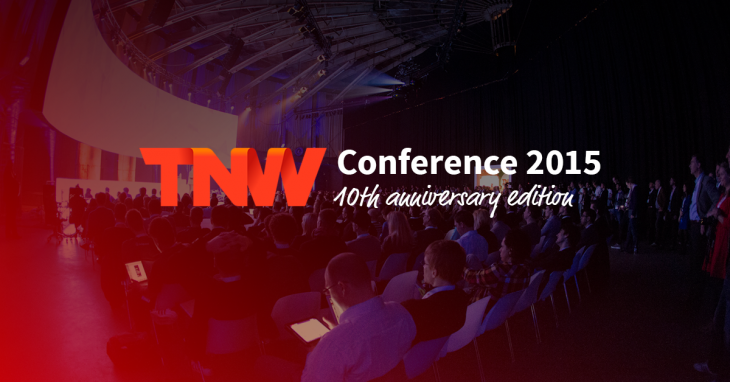 Here it is: our schedule for #TNWEurope is now live!