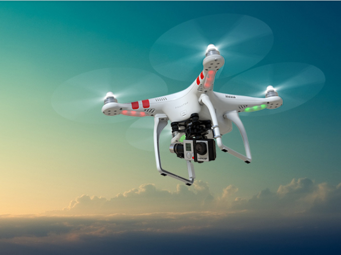 Win a DJI Phantom 2 drone!