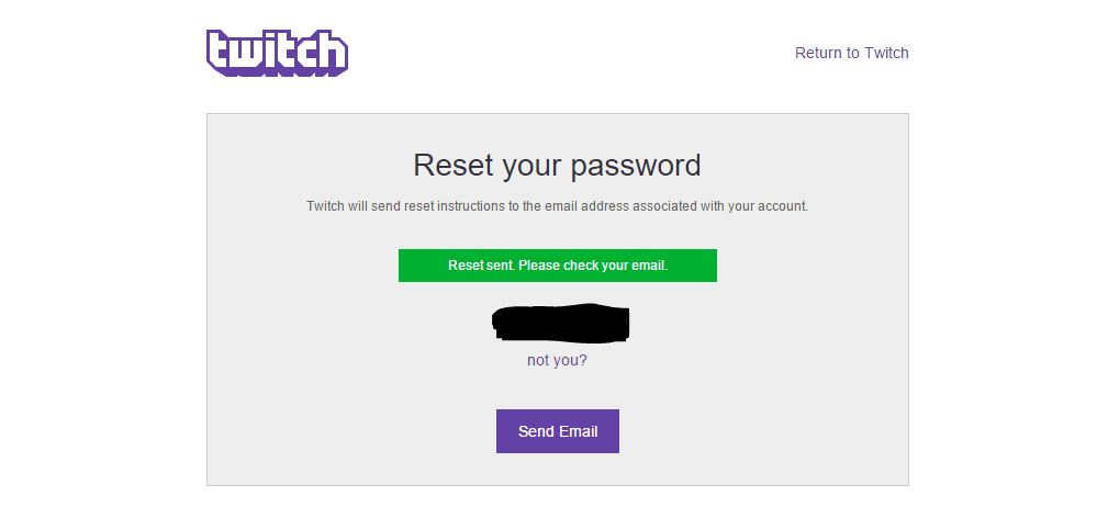 Twitch Accounts Were Compromised, All Passwords Reset