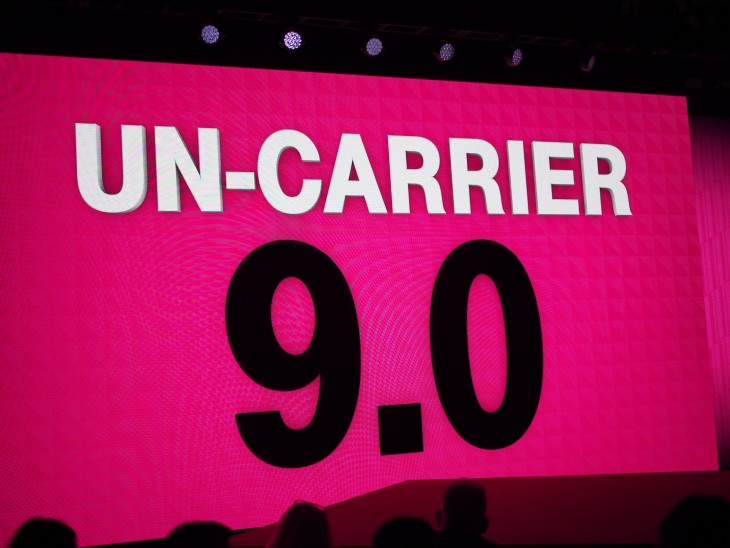 T-Mobile announces $15 business plan including custom domains and email at Uncarrier 9