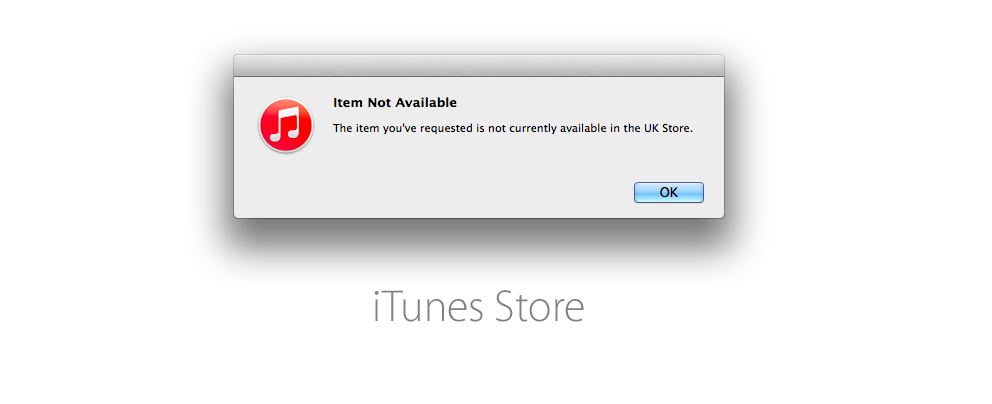 Apple's App Store and iTunes Store Were Down for Many Users
