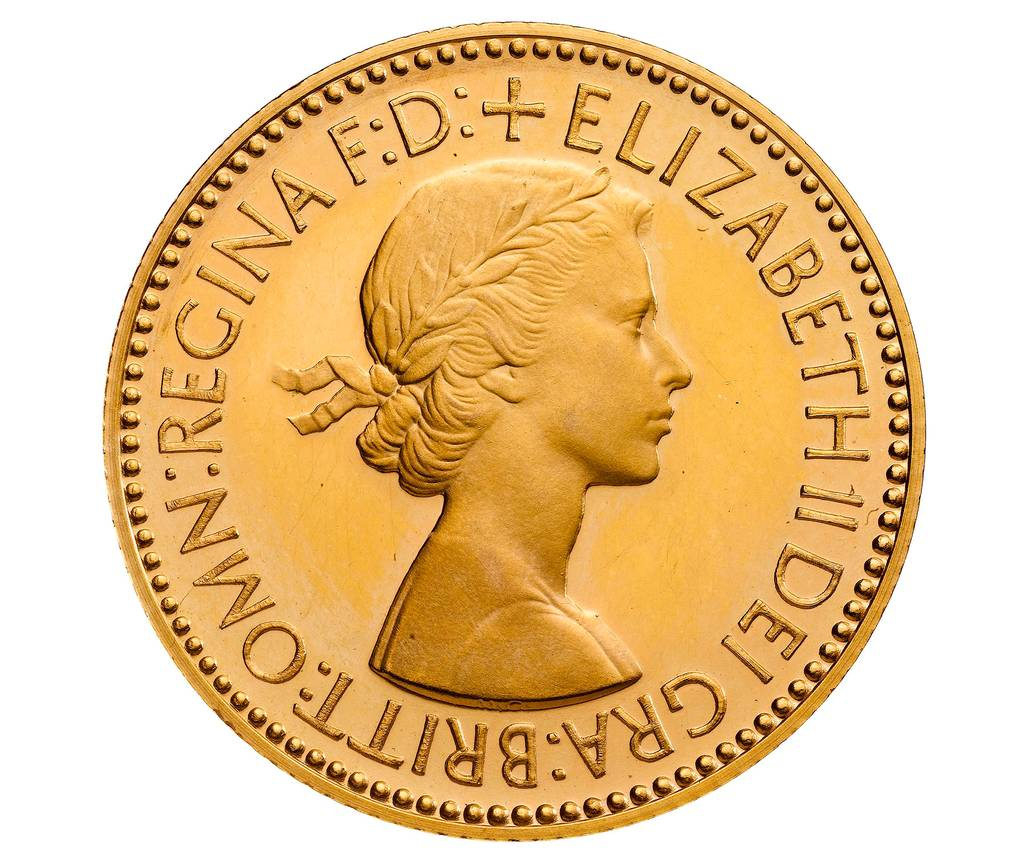 British Currency Gets An Updated Queenly Visage